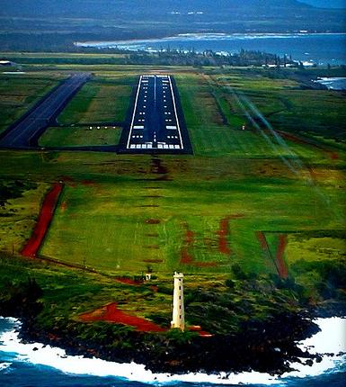 Final Approach to Lihue