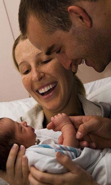 Happy Family via wikimedia common