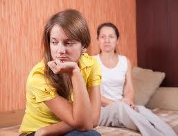 Teenagers mood swings  Source: wordpress