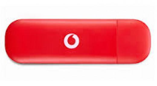 Vodafone ZTE K3800 Data Card