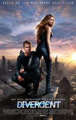 New Review: Divergent (2014)