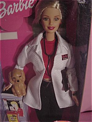 Barbie Vet!