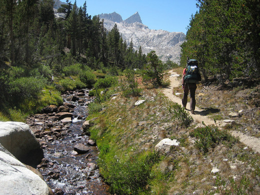 Backpacking can be a fun way to get outdoors and have a life changing experience.