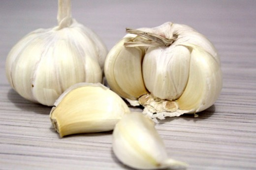 One clove once a week is good for new consumers of garlic