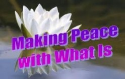 Peace an important aspect of life that we usually ignore