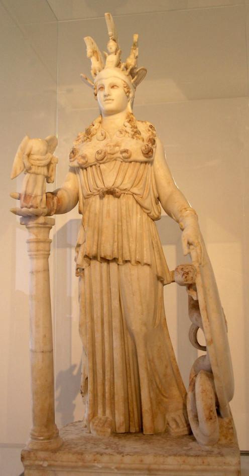 Replica Athena Parthenos