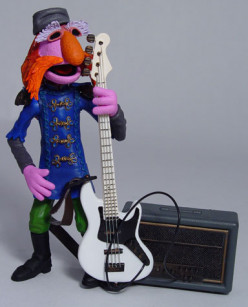 The Singing Bass Player (part 1): 5 examples of this musical rarity.