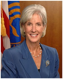 Kathleen Sebelius was sworn in as the 21st Secretary of the Department of Health and Human Services (HHS) on April 28, 2009. She is another candidate that could make history!