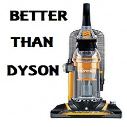 Best Upright Vacuum Cleaner to Buy - Eureka AirSpeed Technology Review