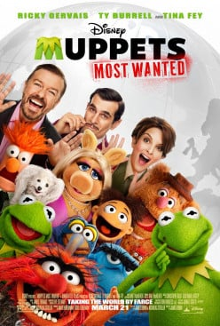 Muppets Most Wanted: The Muppets Will Not Go Quietly Into the Night