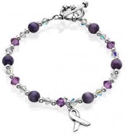 Bracelet for Domestic Violence Awareness
