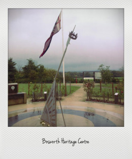 Bosworth Battlefield Heritage Centre.