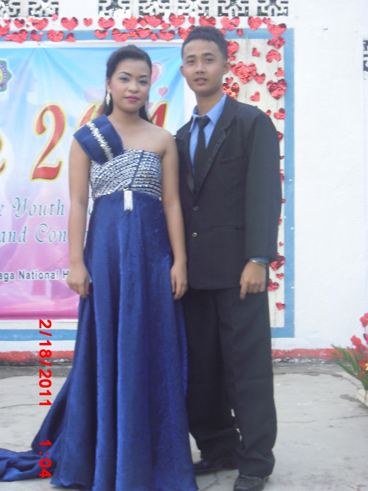 My photo during our JS Prom