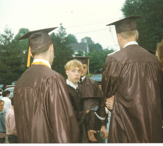 Graduation Day (1996).