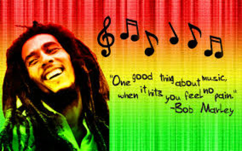 Bob Marley single handedly made Reggae music accepted around the world.