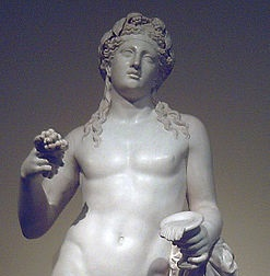 Dionysus God of Wine, Madness and Drama
