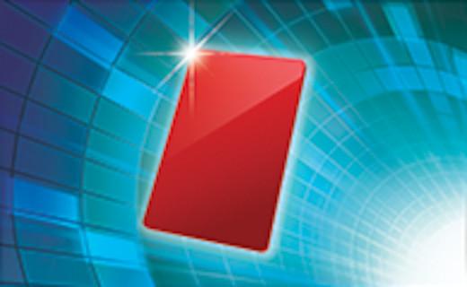 Red Card TCG artwork