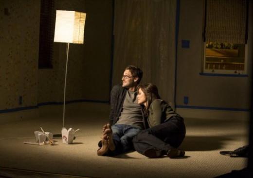Tom (Ryan Eggold) and Liz