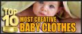 Top 10 Most Creative Baby Clothes