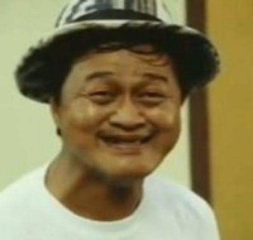 Pablito Sarmiento. Babalu is his stage name.