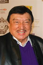 Rodolfo Vera Quizon. The King of Comedy who passed away in June of 2012.