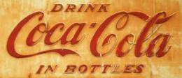 Drink Coca-Cola in Bottles