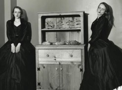A doppelganger is a ghost that looks,talks, and acts just like a living person. Sort of like a ghostly twin