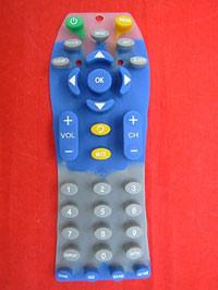 A Silicone Keypad