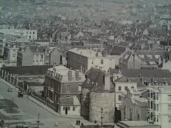 Les Tourelles prior to 1914