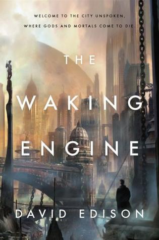 David Edison - The Waking Engine