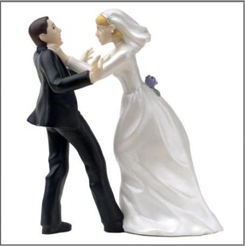 Dealing with a Bridezilla
