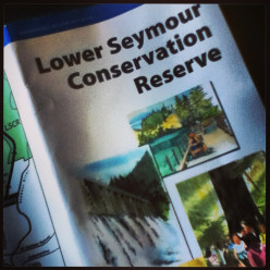 Lower Seymour Conservation Park Reserve, North Vancouver, British Columbia, Canada