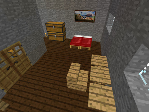 decorate your bedroom chests make the easiest and most functional dressers and look great too how to decorate your house in minecraft levelskip. beautiful ideas. Home Design Ideas