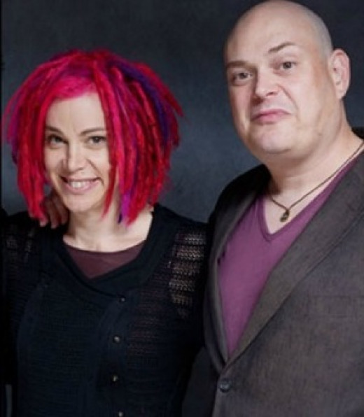 Lana and Andy Wachowski
