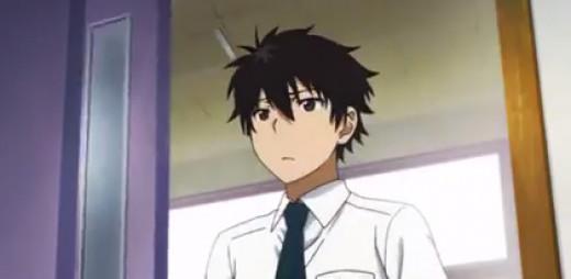 Honoka, the male lead