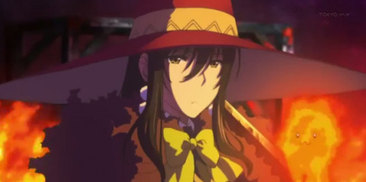 Ayaka, the female lead