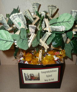 The #1 Graduation and Teen Gift - The Money Tree Step-by-Step