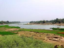 River Kansai near Pathra