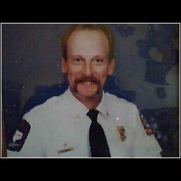 Author as Assistant Chief, Boyd Fire Dept.