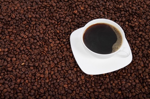 Coffee has been America's favorite hot drink since the days of the Boston Tea party.  Discovered in Ethiopa by a goat herder, according to legend, it wasn't until the Arabs got hold of it that the fruit of the plant was used to make a beverage.