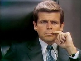 William Devane as JFK