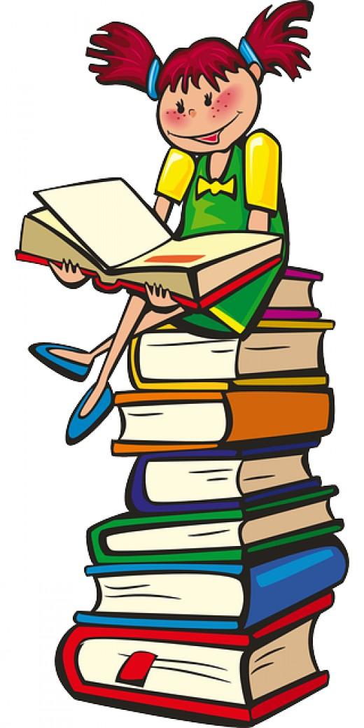 Books can teach us so much