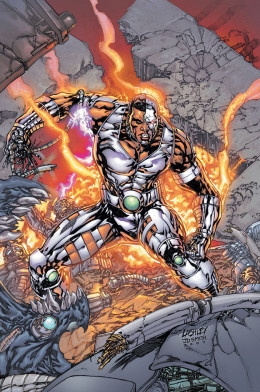 DC Special: Cyborg No. 1 Courtesy DC Comics