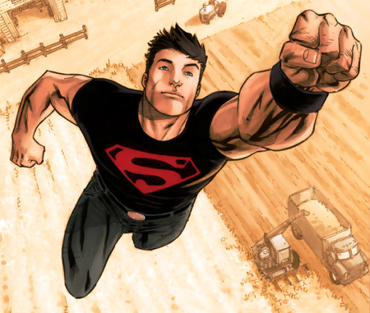 Superboy / (Kon-El/Conner Kent) Courtesy DC Comics