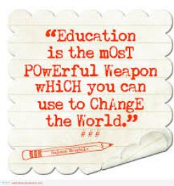 Education is Key