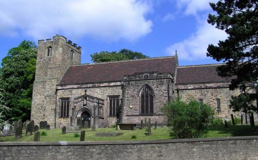 St. Andrew's Haughton