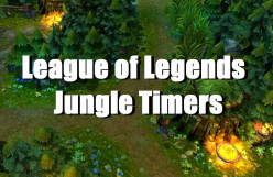 League of Legends Jungle Timers - Spawn Times of Baron, Dragon, Buffs & More
