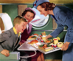 Preparation of Airline Meals