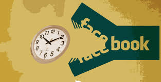 Facebook eats your time! Wake up!