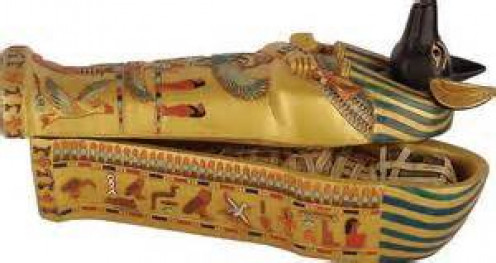 Animal coffin